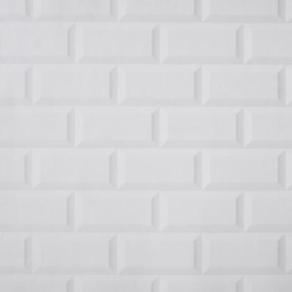 Papel pintado imitaci n azulejo caselio m tro lif 6446 00 07 for Papel pintado imitacion azulejo