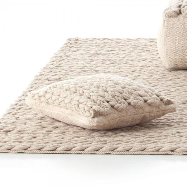 Alfombras punto gan trenzas crudo - Limpieza de alfombras de lana ...